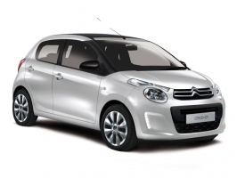 Rent a car Citroen C1