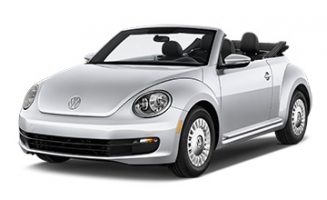 Rent a car Volkswagen Beetle Cabrio
