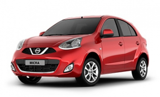 Rent a car Nissan Micra