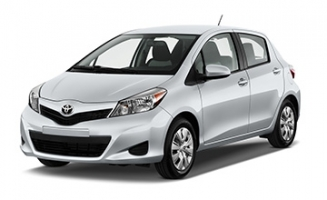 Rent a car Toyota Yaris