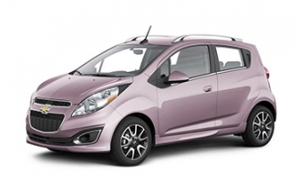 Rent a car Chevrolet spark
